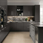 Black Gloss Kitchen Cabinet Ideas